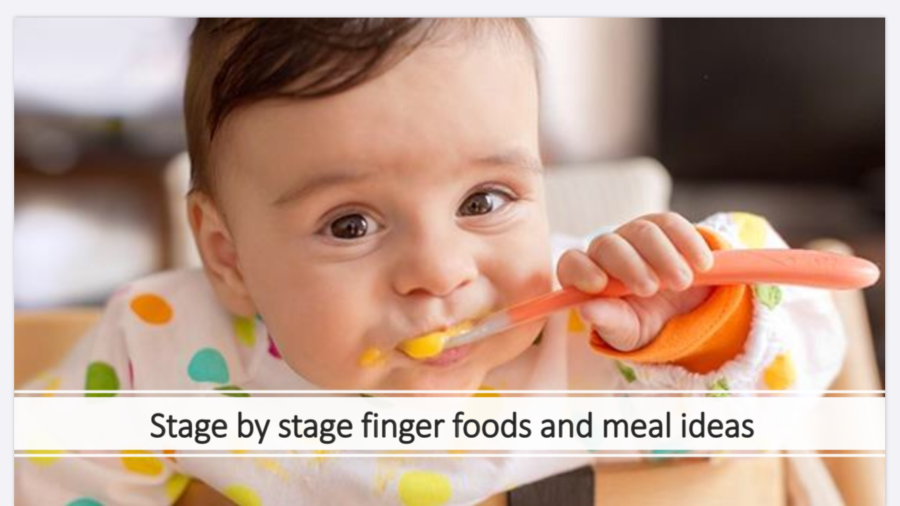 Baby Weaning Choices