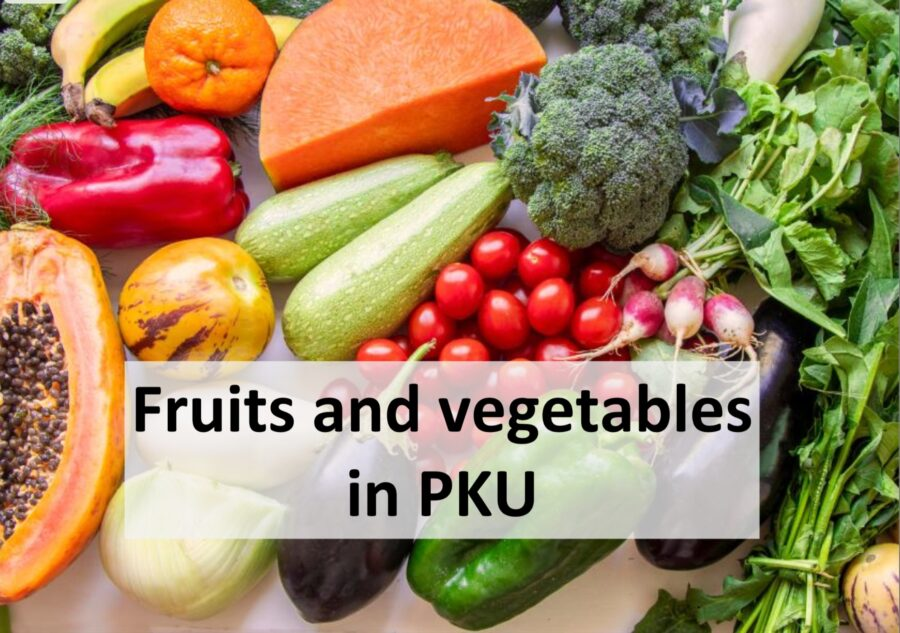Fruit and Vegetables in PKU 2021