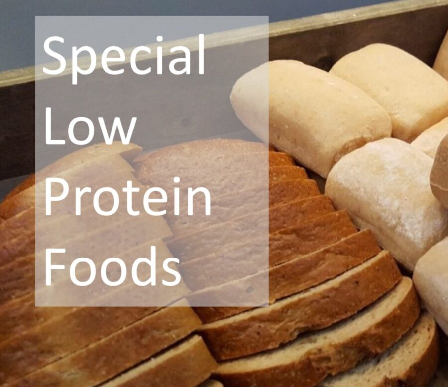 Special Low Protein Foods (on Prescription)